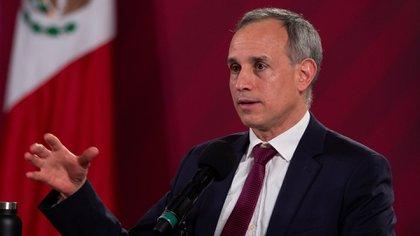 López-Gatell pidió corresponsabilidad (Foto: EFE / Presidencia de México)