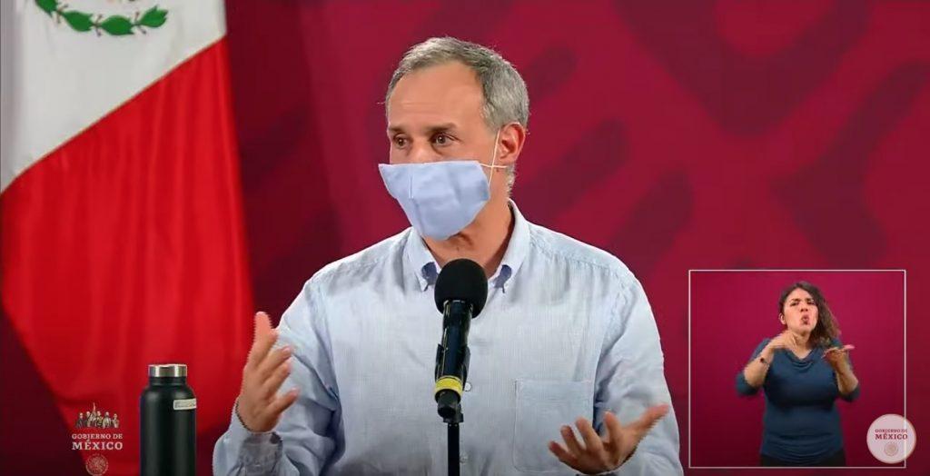PRD, PAN y MC exigieron la renuncia de López-Gatell