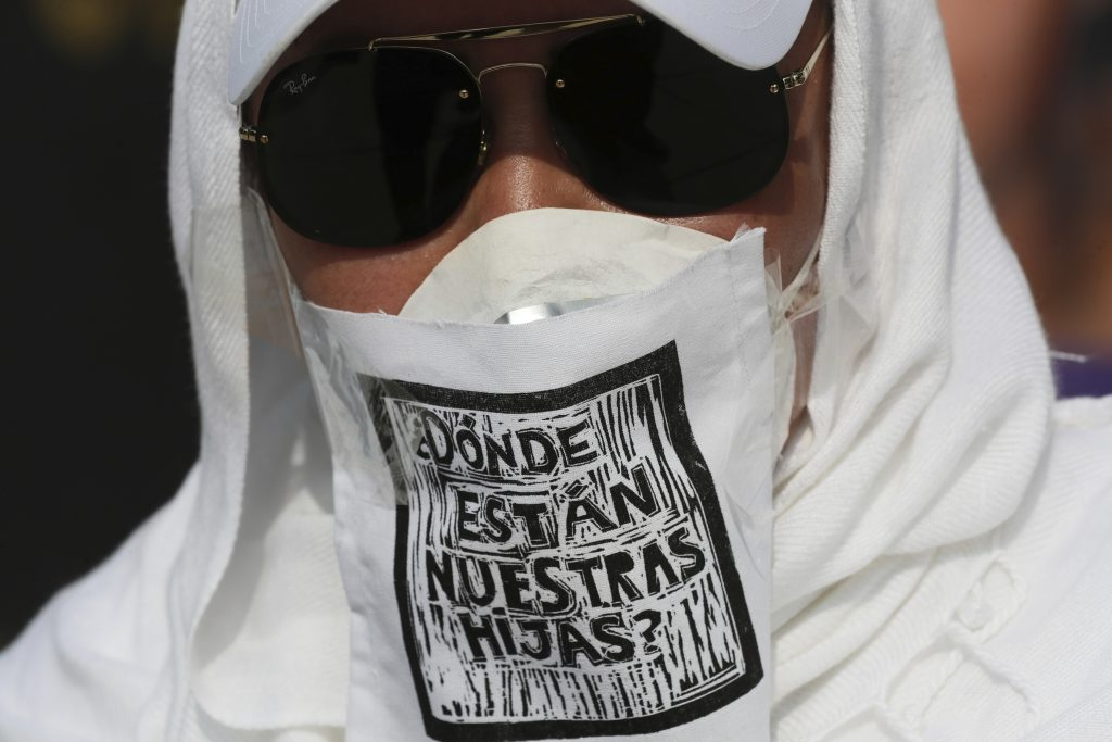 En el primer semestre de 2020, se reportaron 2,394 personas desaparecidas en México