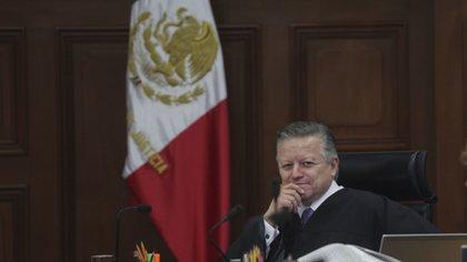 El Ministro Presidente Zaldívar celebró que la
