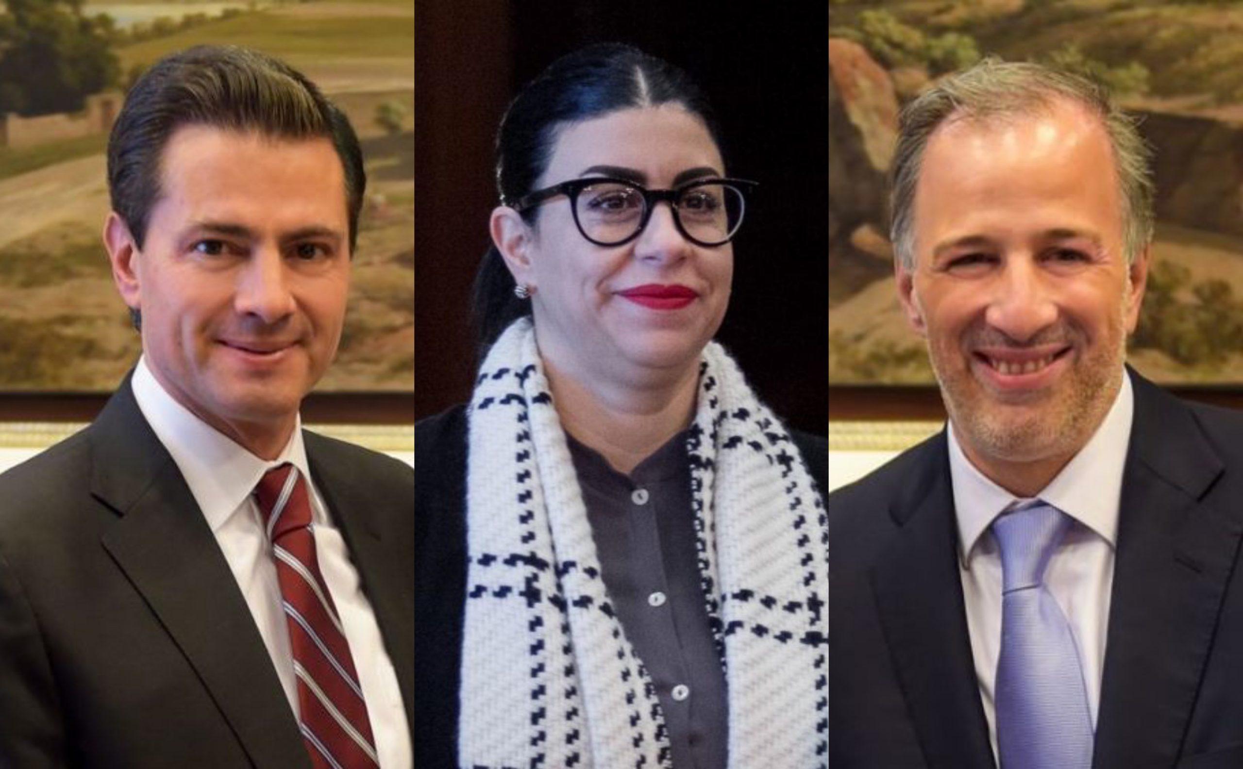 ¿Por qué la senadora del PRI Vanessa Rubio solicitó una visa? ¿Cuál es su relación con el gobierno de Enrique Peña Nieto?