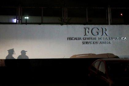 La transferencia de Lozoya Austin fue anunciada por la Procuraduría General de la República (FGR) el 14 de julio.  (Foto por Reuters / Carlos Jasso)