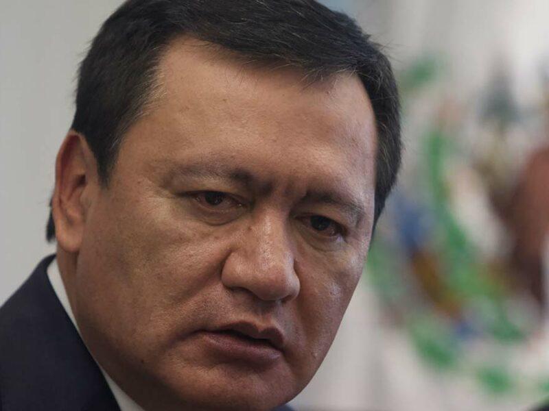 Osorio Chong pide a SFP que realice una 'gestión limpia' de la investigación