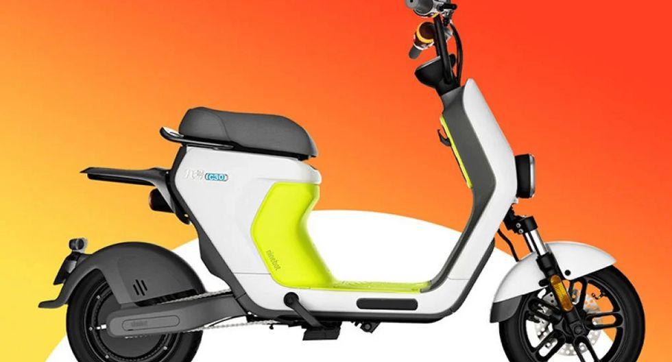 Tecnología.  Xiaomi Ninebot C30    Características de la bicicleta eléctrica  :  Prechi