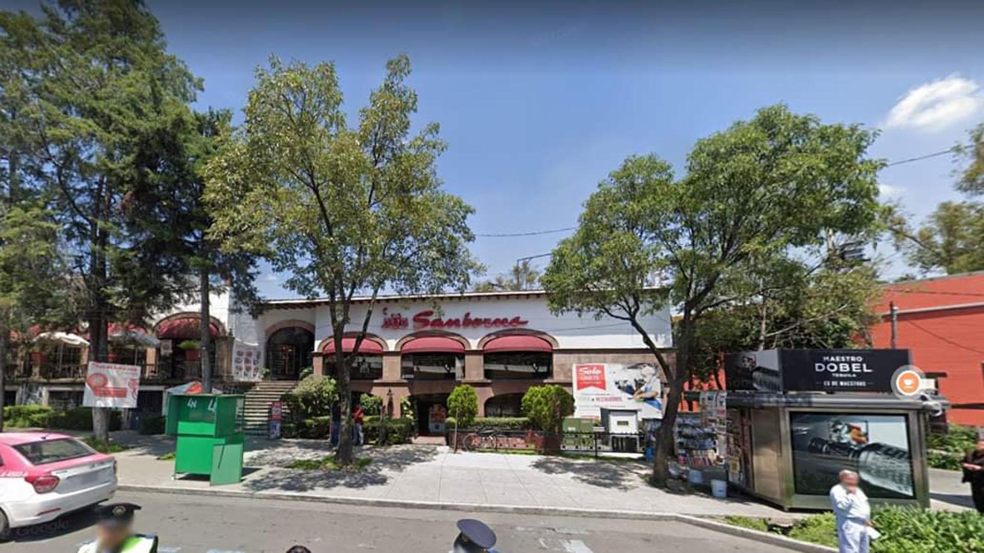 """Los usuarios de las redes sociales """"se despiden"""" de uno de los restaurantes más brillantes de San Ángel"""