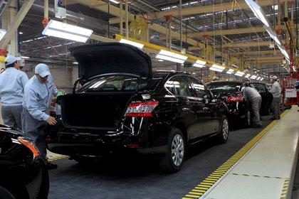 Hay diez modelos de Nissan que corresponden a 2017 և 2018 (Foto: REUTERS / Henry Romero)