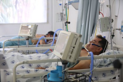 Tamaulipas informa que 2 704 muertes acumuladas por 11,299 infecciones positivas (Foto por EFE)
