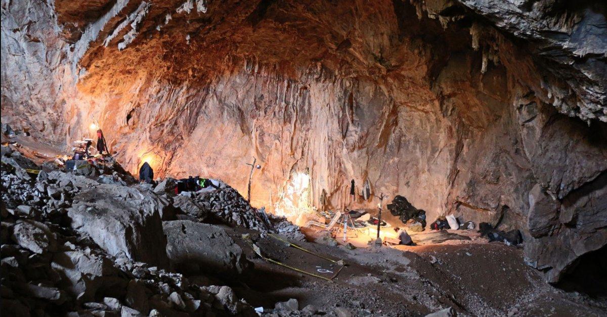 Find in Mexico, muestra que las personas habitaban América del Norte hace 15,000 años de lo que se pensaba anteriormente