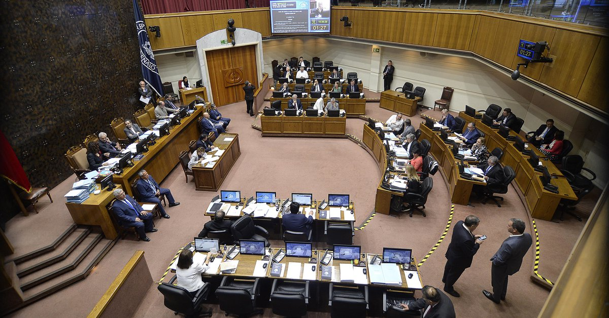 El Senado chileno aprobó un proyecto de ley sobre retiro anticipado de fondos de pensiones