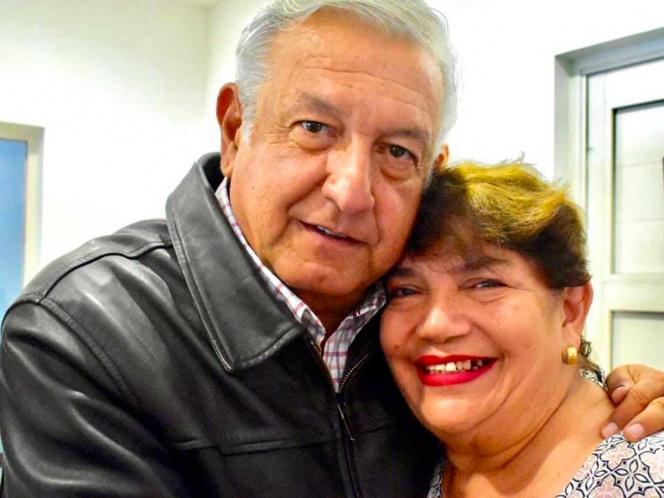 """""""Tengo una familia que está enferma con 'Covid 19'. Lopez Obrador"""