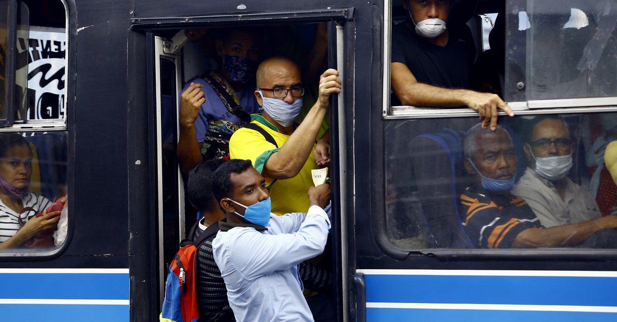 El Banco Mundial ha anunciado que América Latina perderá 25 millones de empleos en 2020 debido al coronavirus