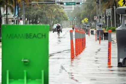Hannah causará fuertes lluvias en Texas.  (Foto por EFE)