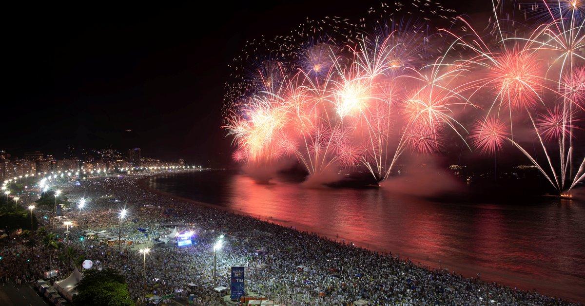 Río de Janeiro anuncia que la fiesta tradicional de Navidad no se llevará a cabo en la playa este año debido a la epidemia de coronavirus