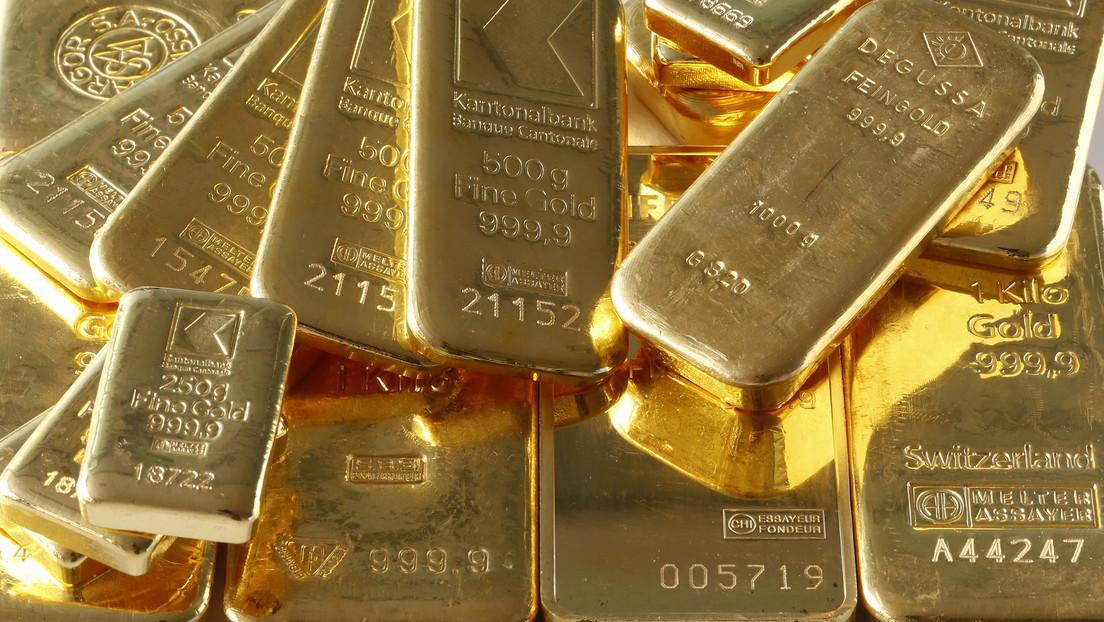 El oro se dispara todo el tiempo debido a la alta epidemia