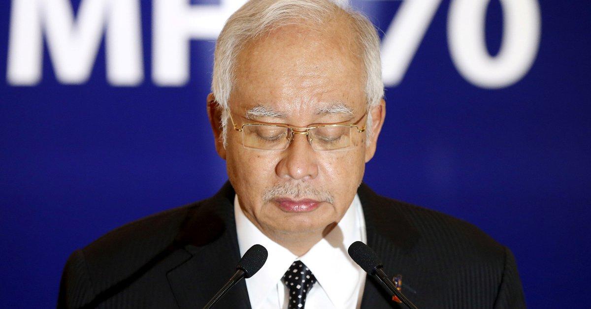 El ex primer ministro de Malasia se declaró culpable de corrupción con el fondo estatal