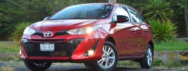 Toyota Yaris 2018, para examen. Un hatchback que quiere triunfar en la fórmula del pasado.
