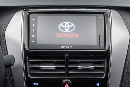Toyota Yaris 2021 México 10: