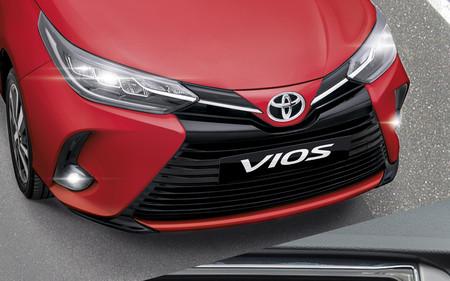Toyota Yaris 2021 México 3: