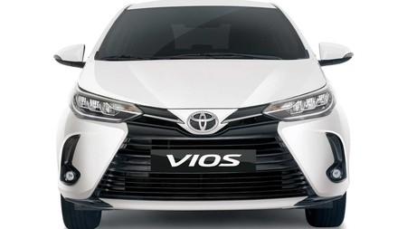 Toyota Yaris 2021 México 4 a