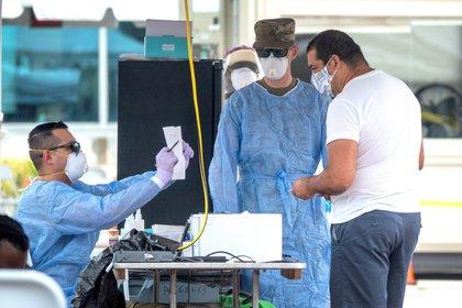 Estados Unidos tiene más de cuatro millones de casos de coronavirus.
