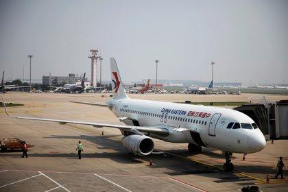 Avión de China Eastern Airlines en Beijing (Reuters)