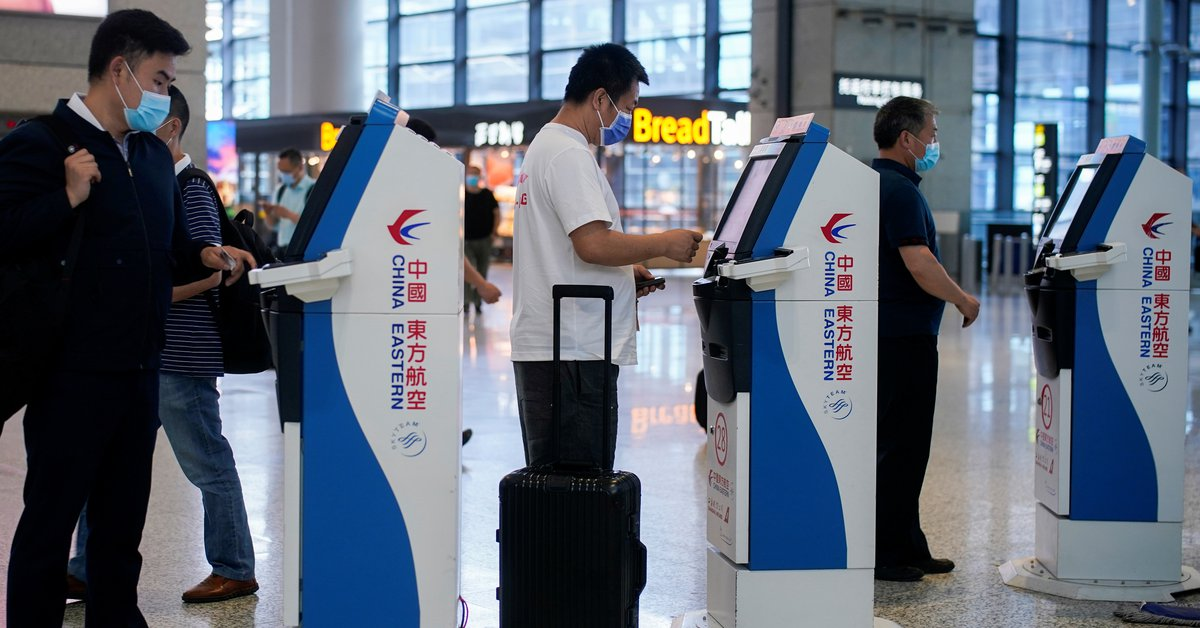 """""""Vuela tanto como sea posible"""".  Las aerolíneas chinas ofrecen viajes ilimitados para revivir la industria del turismo"""