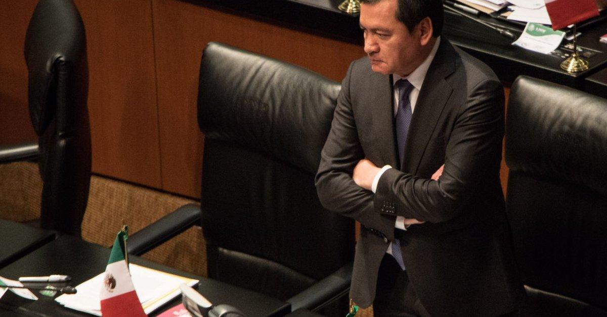 Osorio Chong ha exigido protección contra la investigación de su herencia.