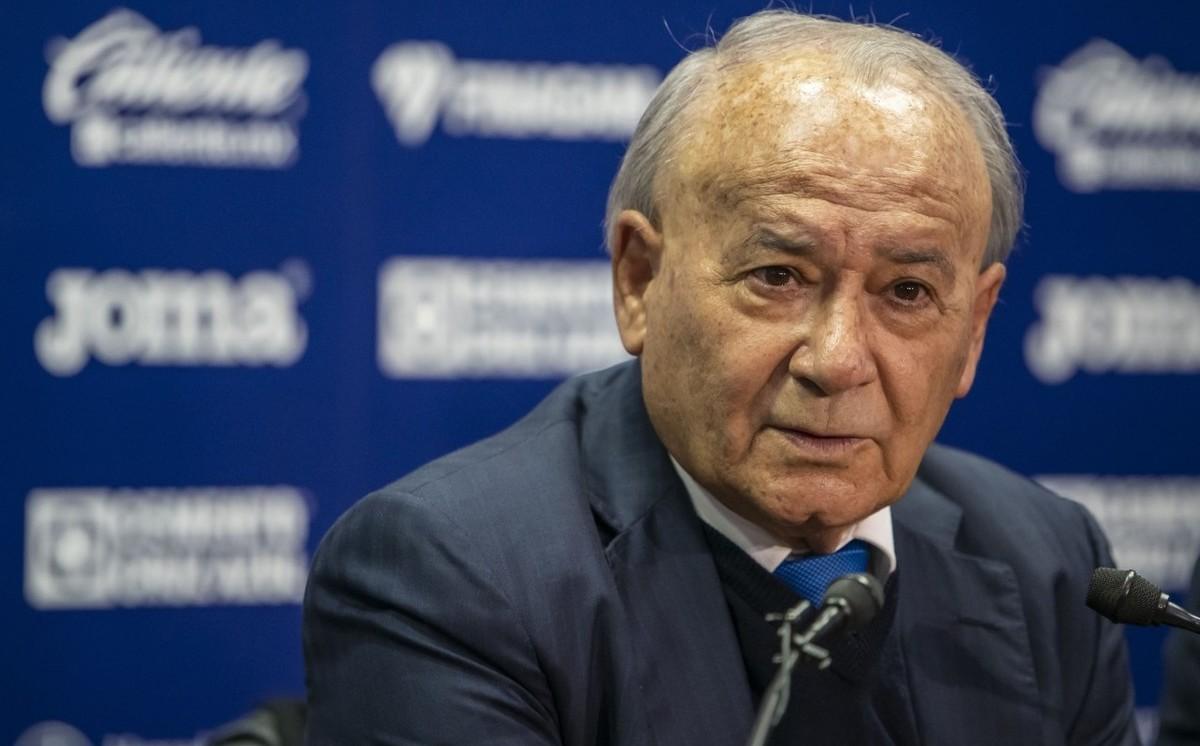 Se ha presentado una apelación contra Billy Ilvarez, presidente Cruz Azul