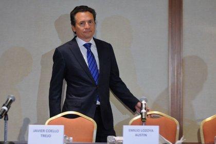 Emilio Lozoa debe estar esposado և no podrá salir de CDMX, pero tampoco será detenido en este caso (Foto: Cuartoscuro)