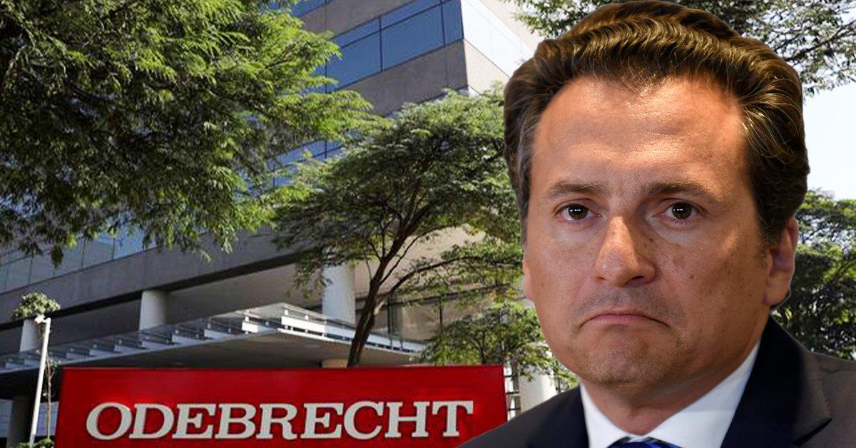 Emilio Lozoa estuvo involucrado en el juicio, ahora por el caso Odebrecht, pero aún no irá a la cárcel.