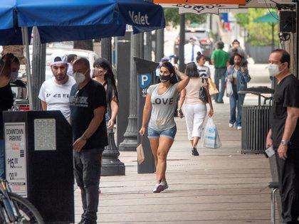 La reapertura en Florida se clasificó como una emergencia և hubo un fuerte aumento de las infecciones (EFE)