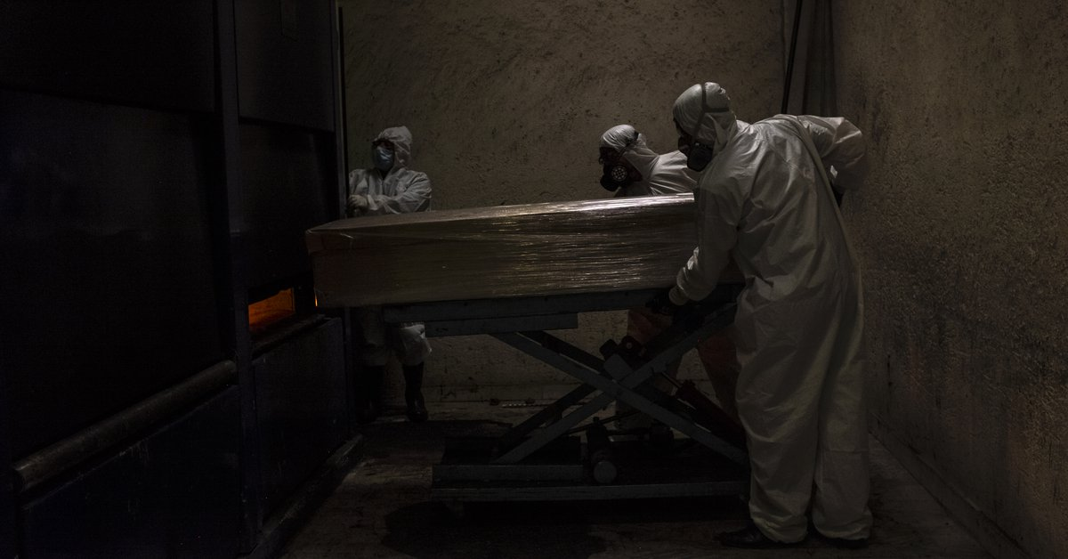 El primer paciente mexicano con coronavirus և dang murió