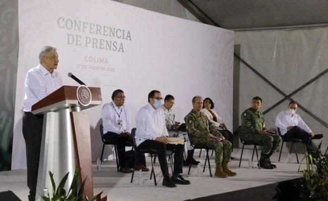 Sedena y Marina tomarán control de puertos y aduanas, anuncia AMLO