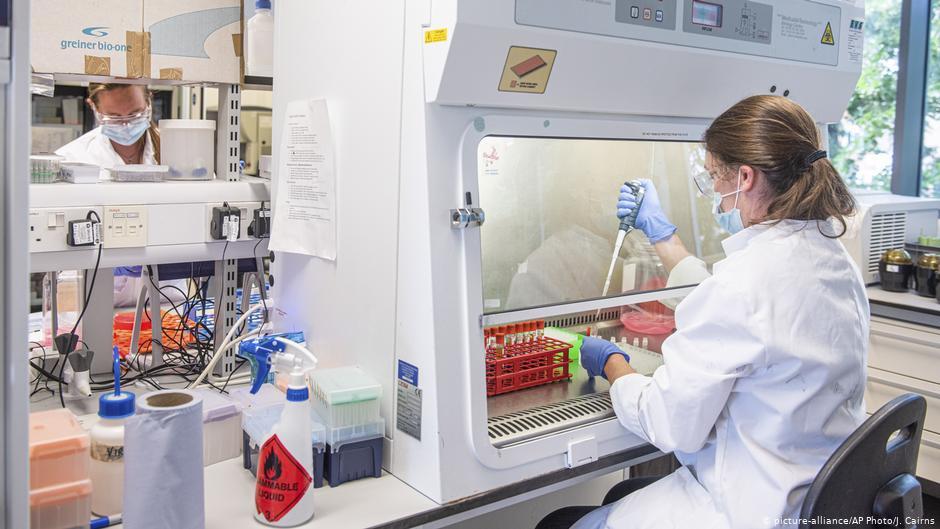 Ambas vacunas de Coronavirus dan una respuesta inmune և son seguras |  El mundo |:  DW: