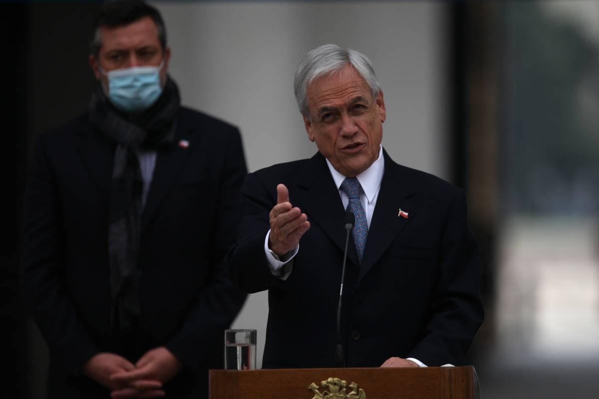 Chile - Pinhera está transformando al gobierno chileno con cambios en algunos ministerios clave