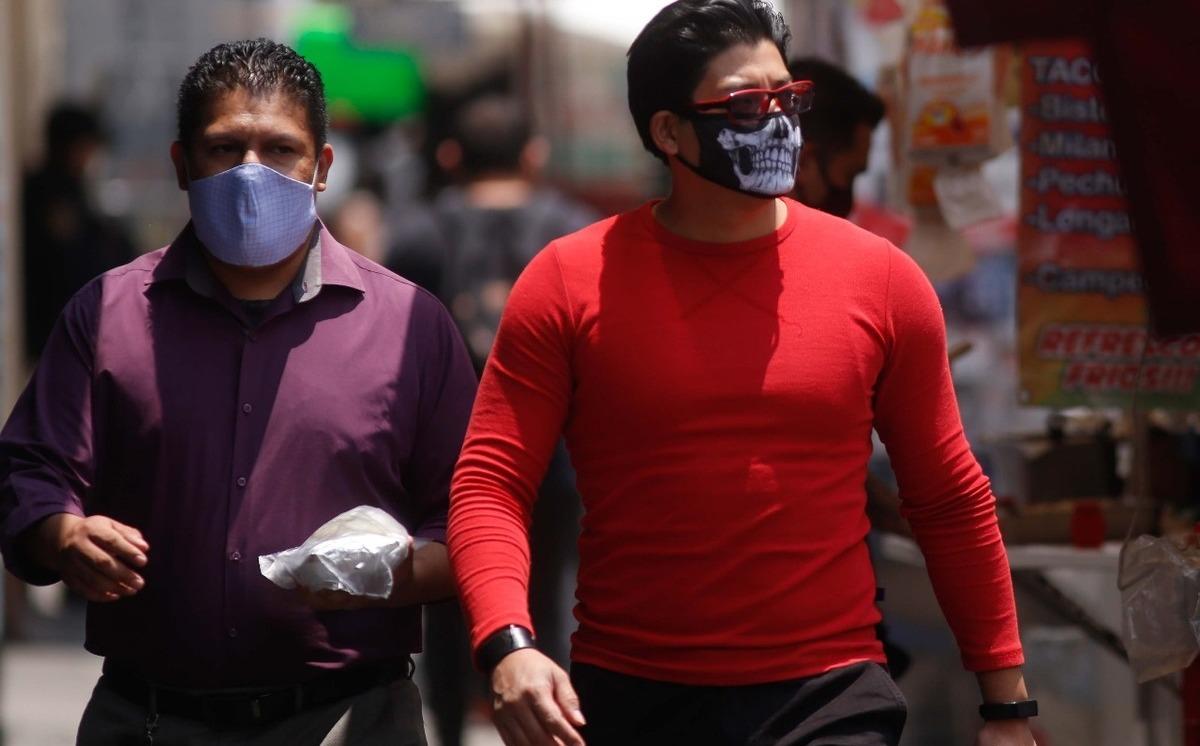 Conferencia Coronavirus en México.  23 de julio temas