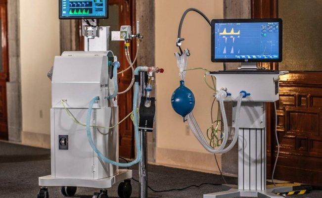 Coronavirus. Presentan dos modelos de ventiladores mexicanos