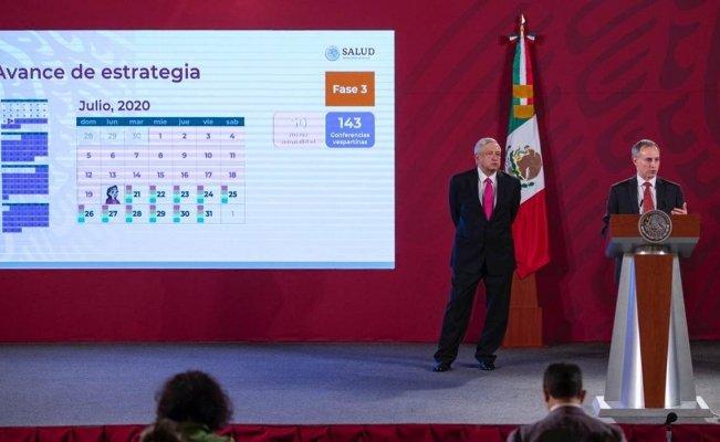 Coronavirus: Covid-19 no se contagia por la vía sexual, señala López-Gatell