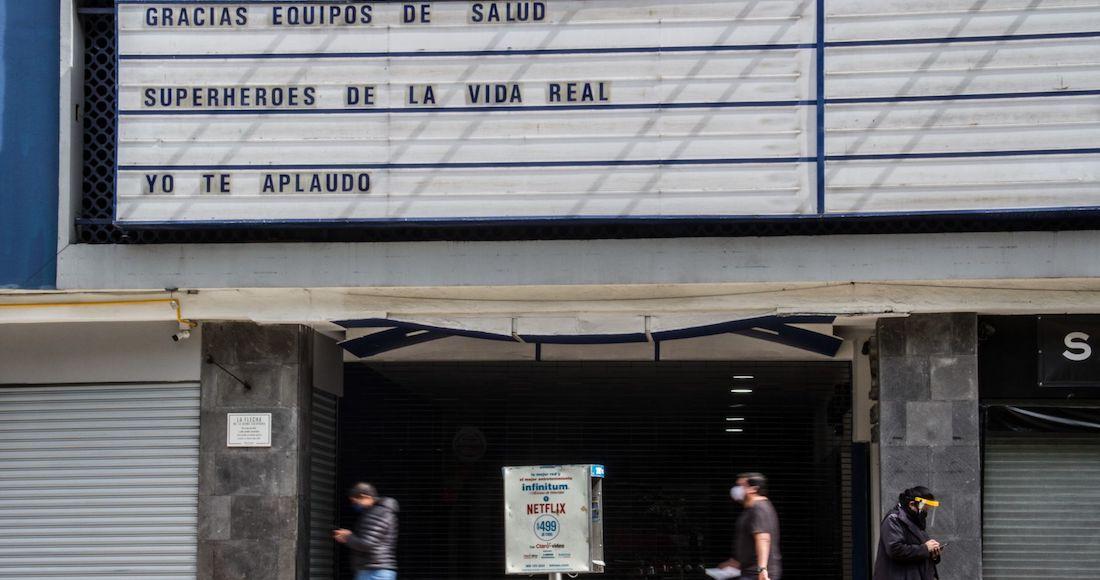 Cuatro complejos Cinemex և 9 en Cinépolis se cerrarán permanentemente debido a una epidemia
