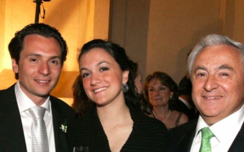 Desde diciembre, el padre de Emilio Lozoya ha estado negociando la extradición de su hijo.