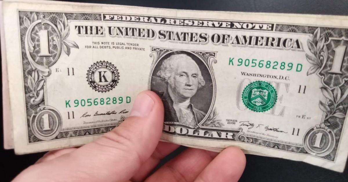 El precio del dólar hoy, jueves 2020.  El 16 de julio, el tipo de cambio