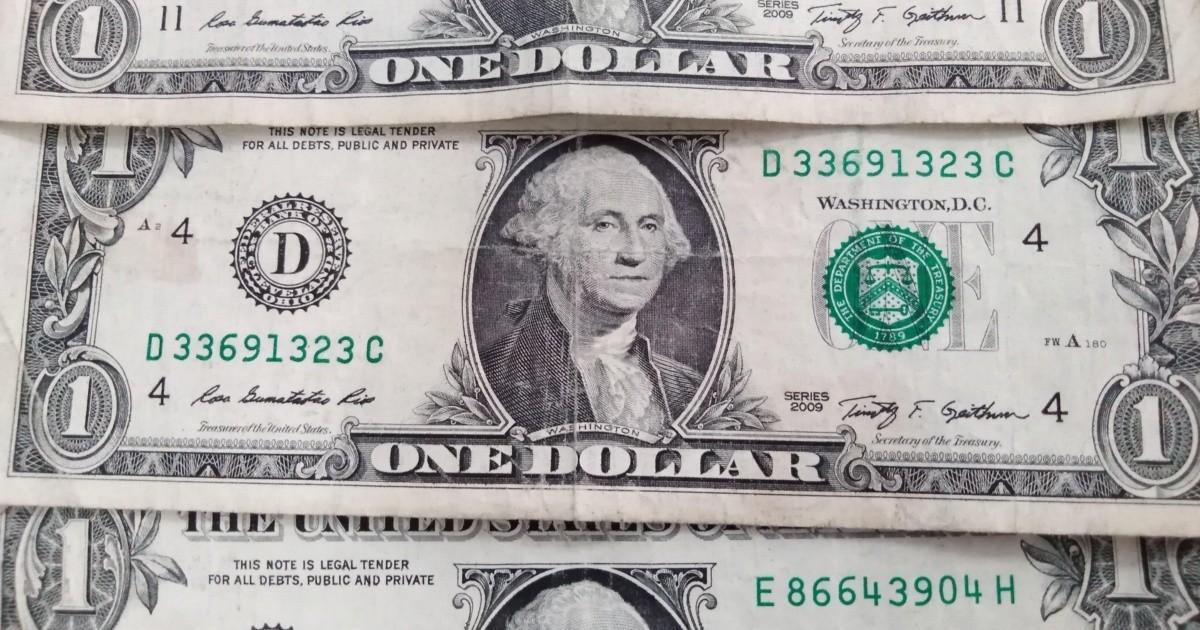 El precio del dólar hoy, viernes 2020  El 31 de julio, el tipo de cambio