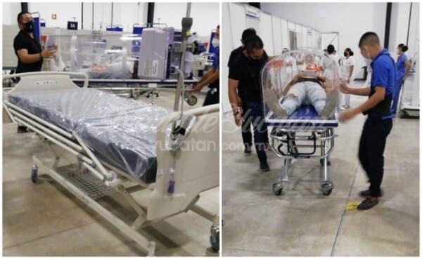 El siglo XXI se prepara para recibir pacientes con Covid
