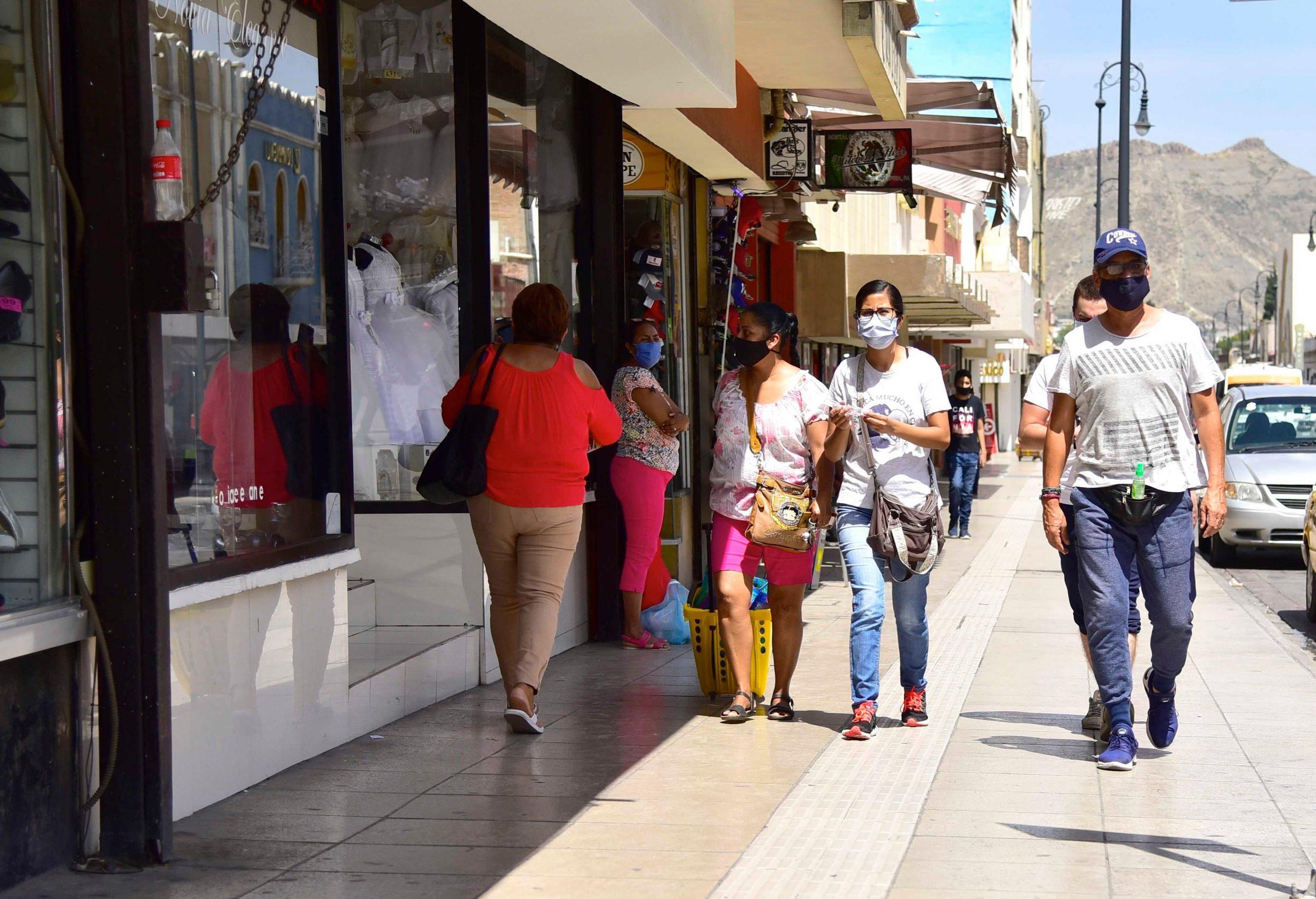 Hasta noviembre, el pico máximo. Ayer, Coahuila llegó a 402 casos de COVID-19 en un día