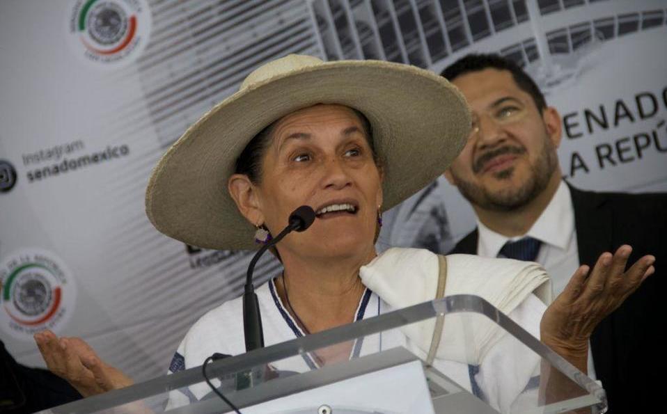 Jesusa Rodríguez pide retirar la bebida no alcohólica de México