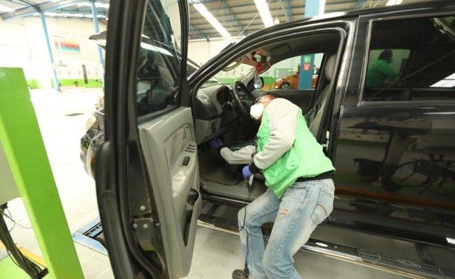 Reanudan verificación vehicular en Edomex