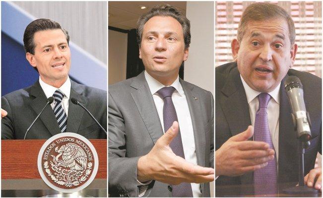 Lozoya recibió de Ancira 34 mdp durante campaña de Peña Nieto