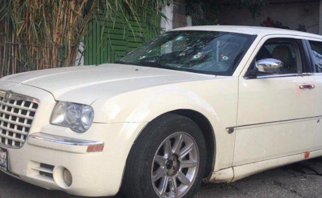 Matan a 6 personas en zona del Ajusco; cuatro iban en auto de lujo