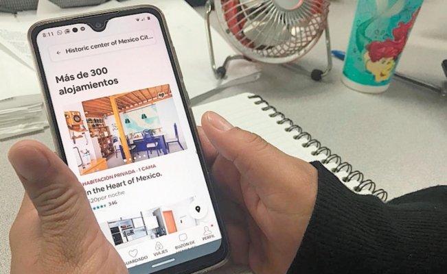 Morena va contra las apps de hospedaje