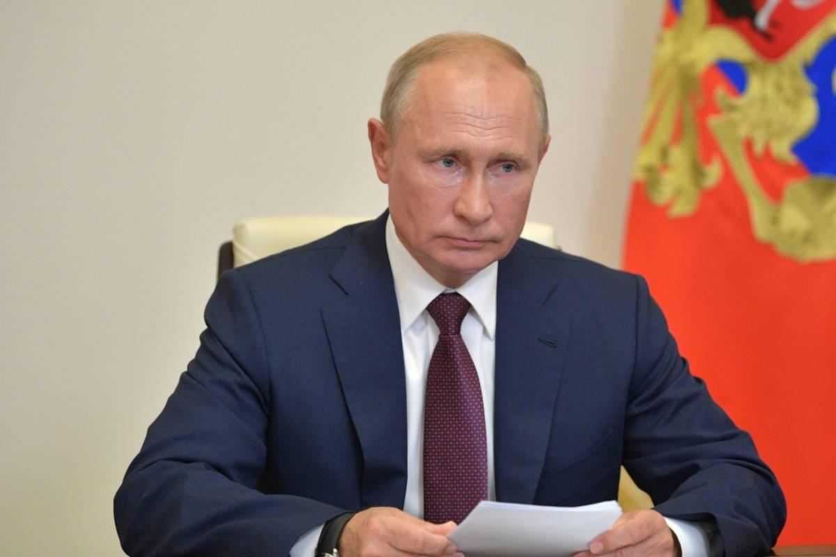 Rusia - Cientos protestan en Moscú por el referéndum ruso sobre cambios constitucionales